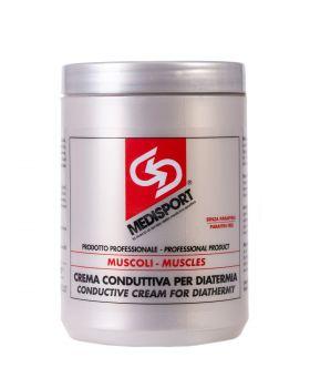 Crema Conduttiva per Diatermia