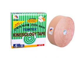 Kinesiology Tape 5cm x 32mt Colore NATURALE