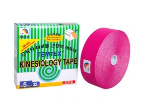 Kinesiology Tape 5cm X 32mt Colore FUCSIA