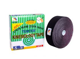 Kinesiology Tape 5cm X 32mt Colore NERO