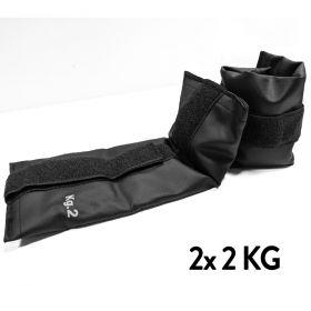 2kg Pesi Caviglia - Polso