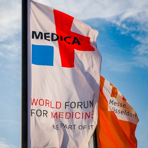 Medica 2021 - Medisport presente!