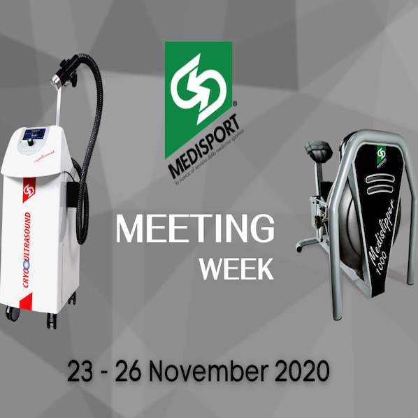 Partecipa alla Medisport Meeting Week
