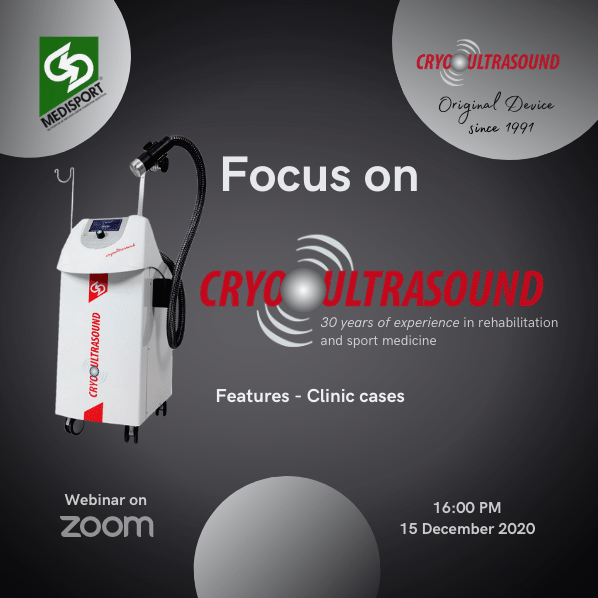 Webinar - Focus on Cryoultrasound
