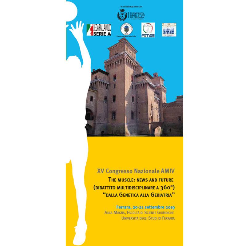 20/21 September 2019 - XV National Congress AMIV
