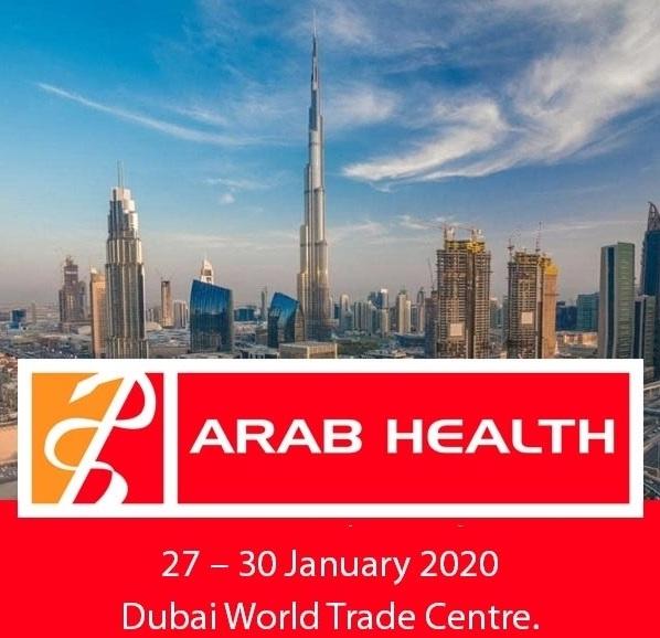 Arab Health 2020 - Il Forum Medicina del Medio Oriente
