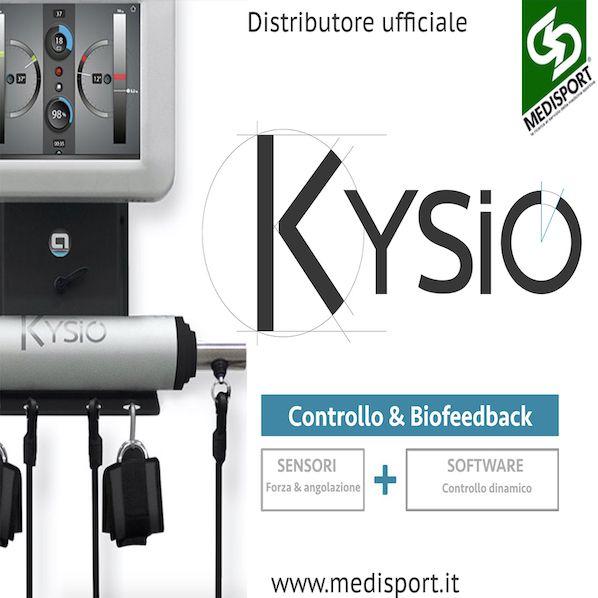 Medisport distributore ufficiale Kysio