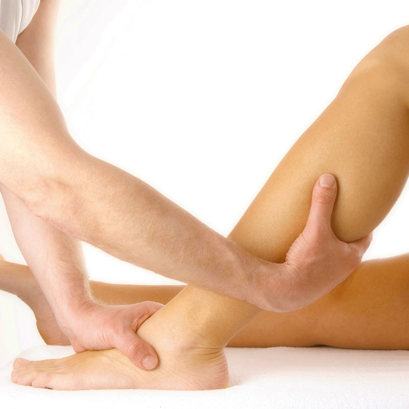 Physiotherapy massage seminar